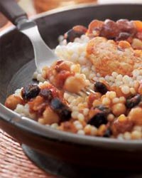 Chicken with Tomato and Chickpeas