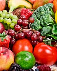 Nutrition - Fruit and Vegetables