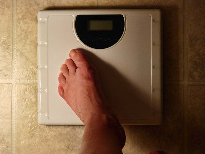 Low Weight Scales