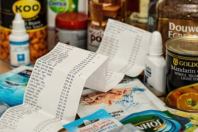 Shopping and Food Labels