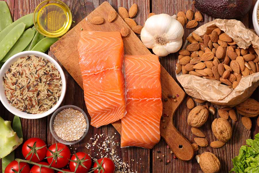 Healthy Food to Reduce Inflammation